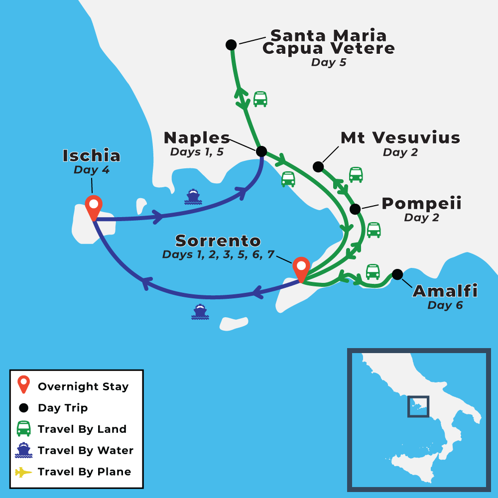 summer-in-sorrento-2019-map